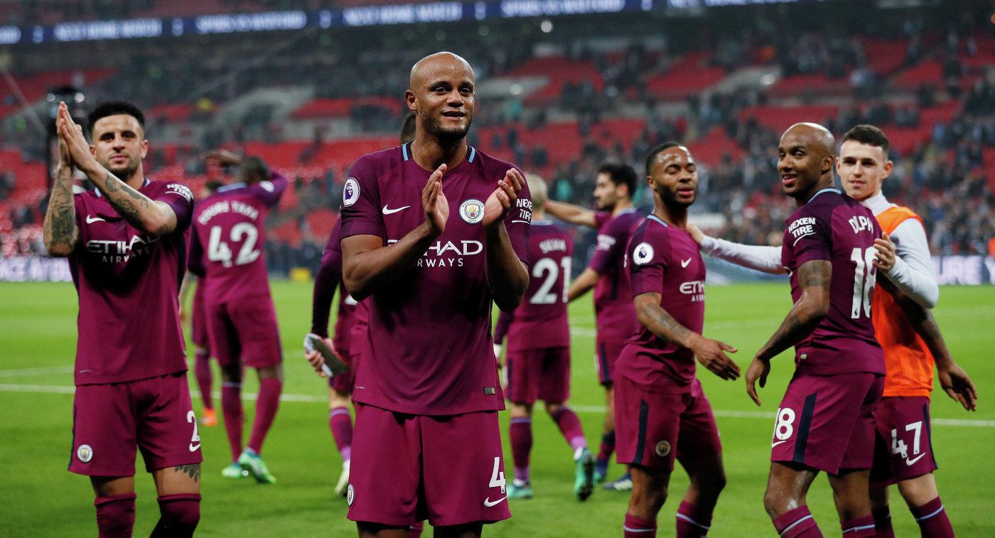 «Манчестер Юнайтед» дома проиграл «Вест Бромвичу», «Манчестер Сити»— новый чемпион Британии