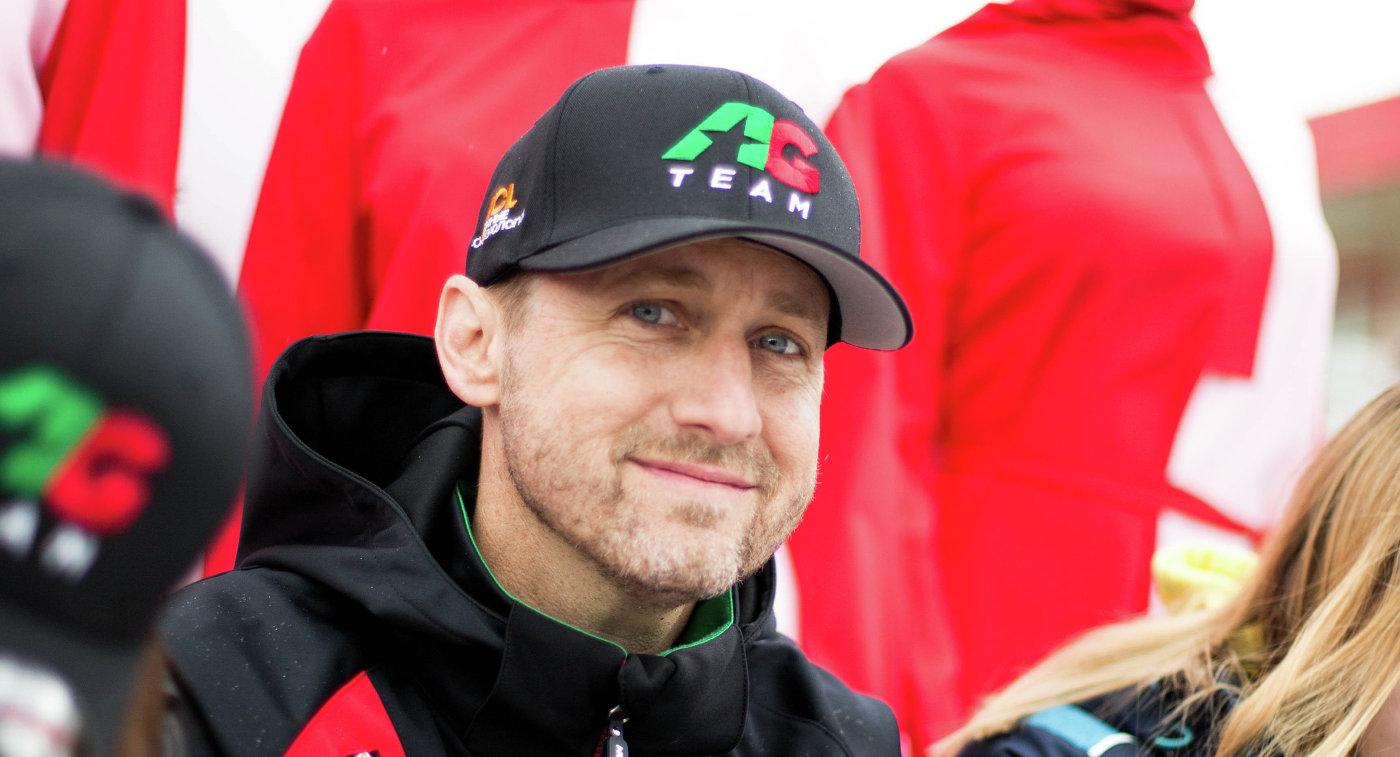 Гонщик команды AG Team Томас Джонсон