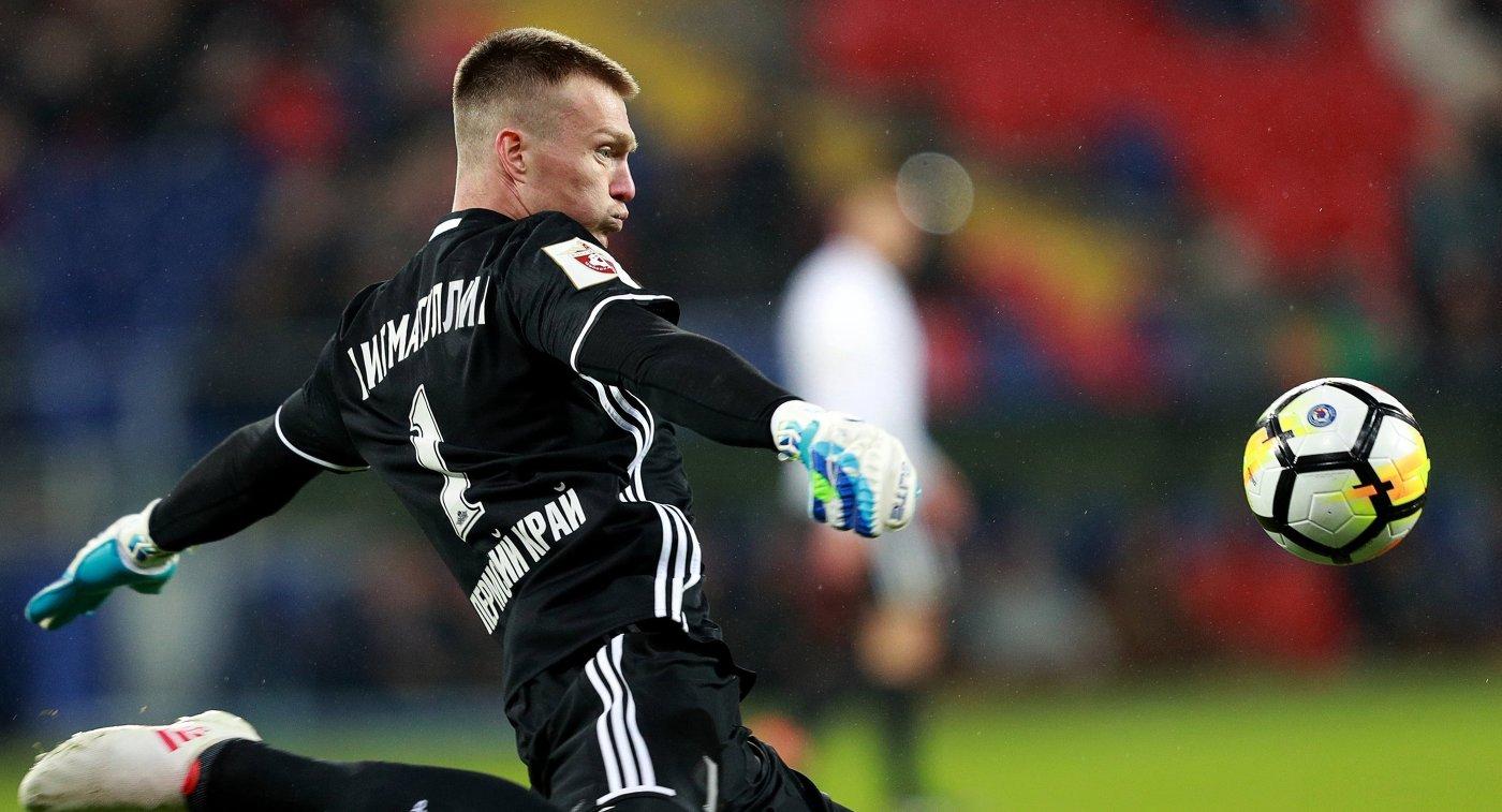 «Тосно» дома проиграл «Амкару» вматче чемпионата Российской Федерации