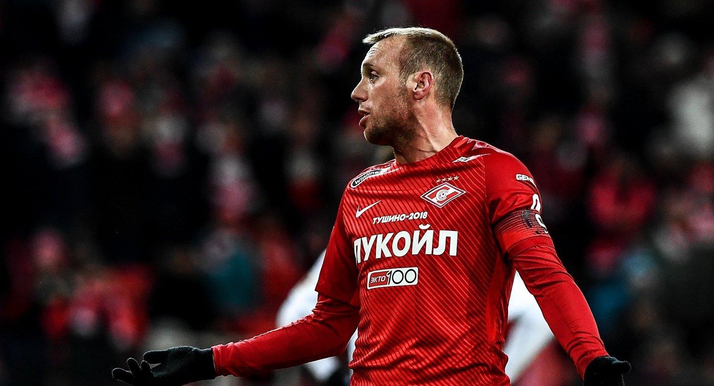 Глушаков пообещал сделать всё, чтобы восполнить свои неудачи вполуфинале Кубка