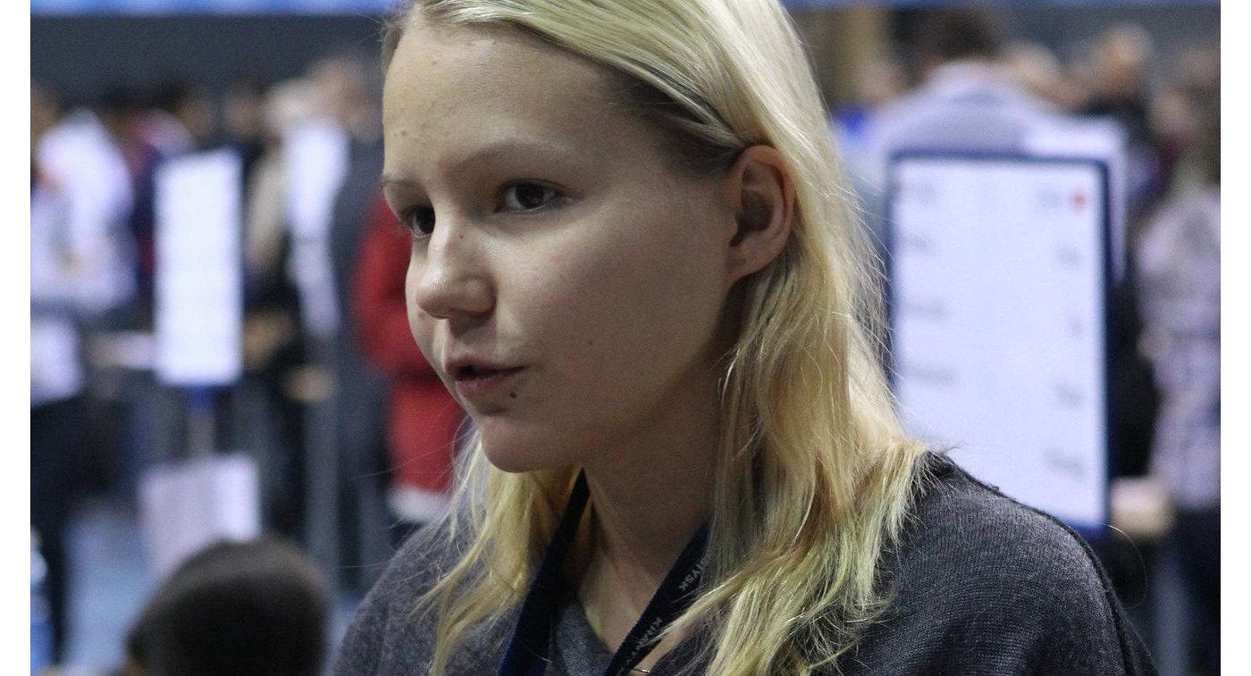 Нана Дзагнидзе— серебряный призер чемпионата Европы пошахматам