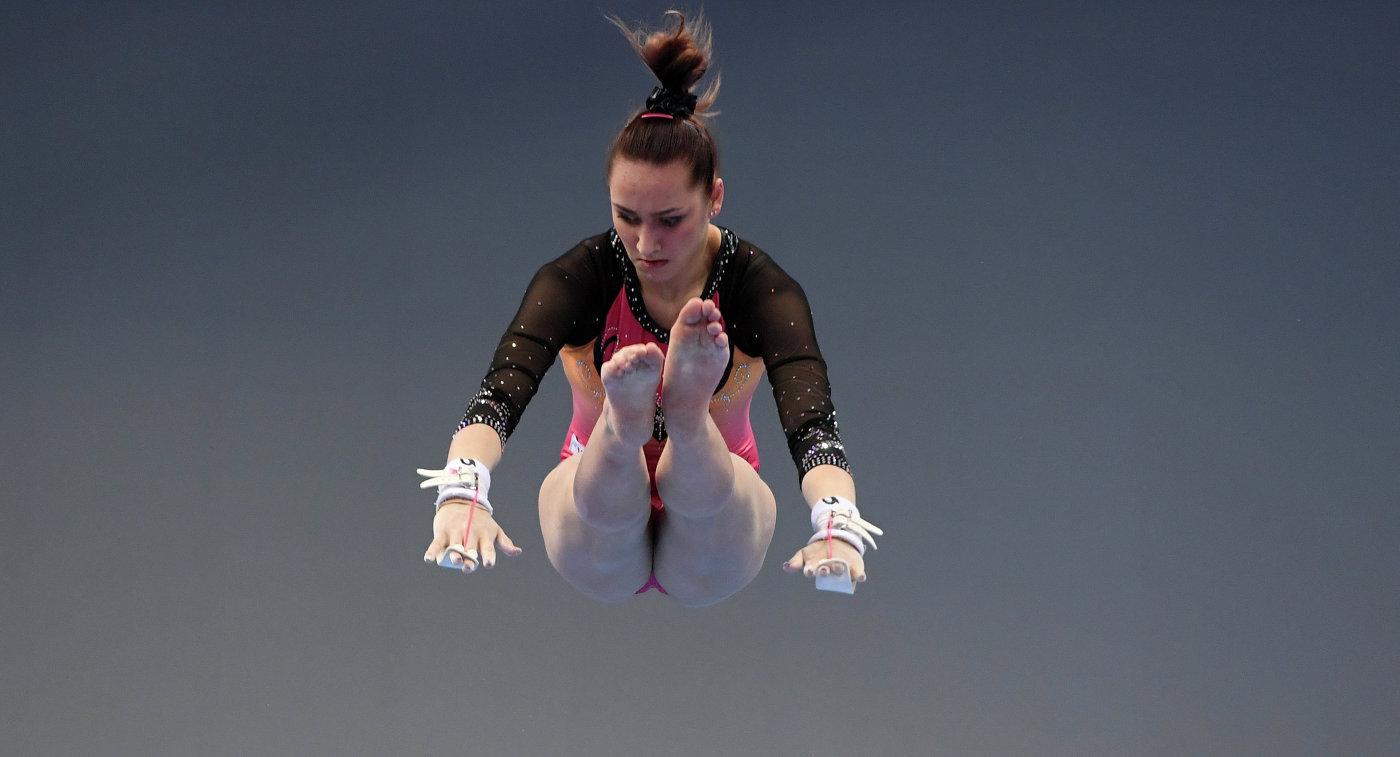 Воронежская гимнастка выиграла «золото» вличном многоборье начемпионате РФ