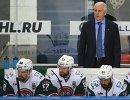 Главный тренер ХК Ак Барс Зинэтула Билялетдинов