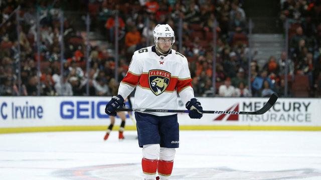 """""""Флорида"""" Баркова и """"Виннипег"""" Лайне представят НХЛ на арене клуба КХЛ в Хельсинки"""