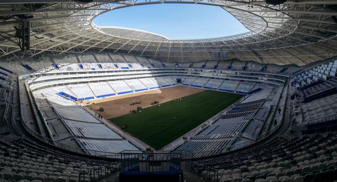 Вход нафинал Кубка Российской Федерации будет бесплатным