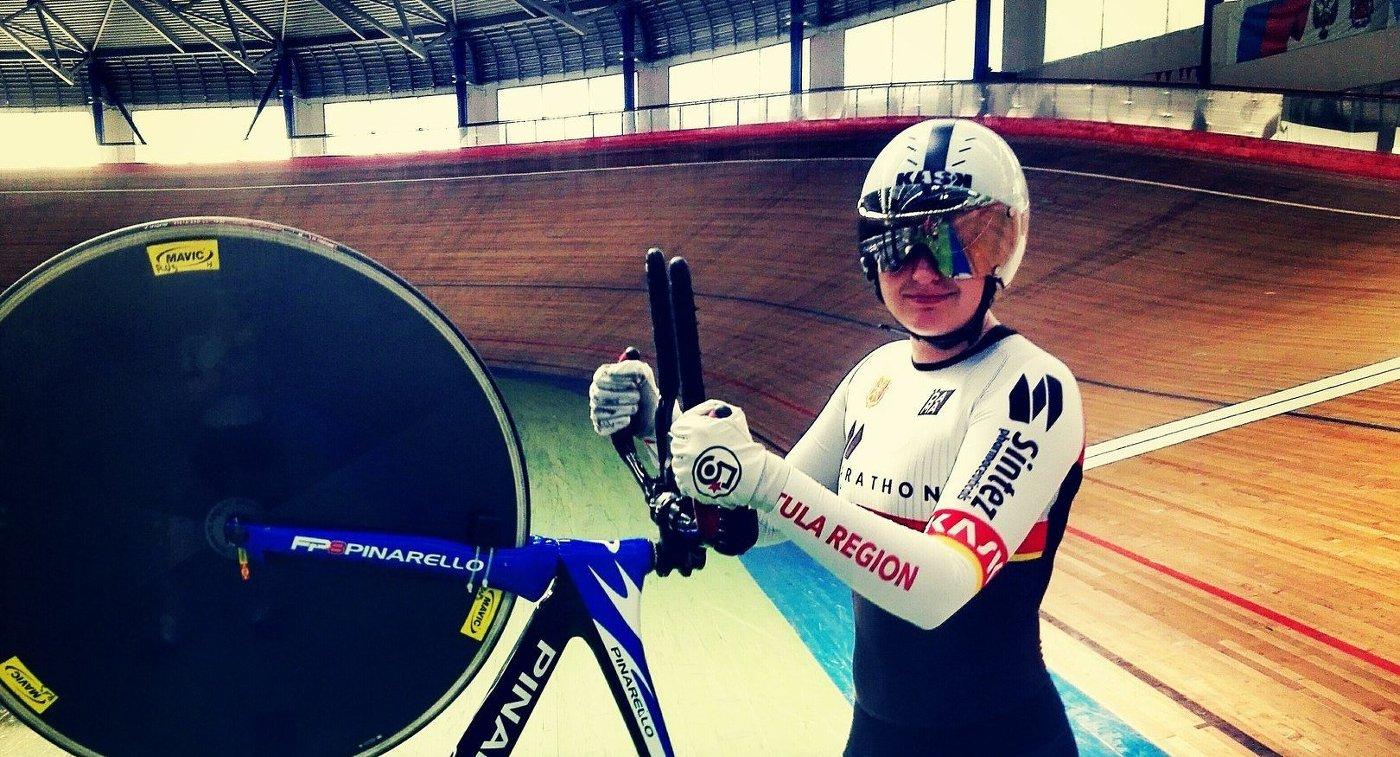 ВАрхипо-Осиповке вДТП погибла известная велогонщица