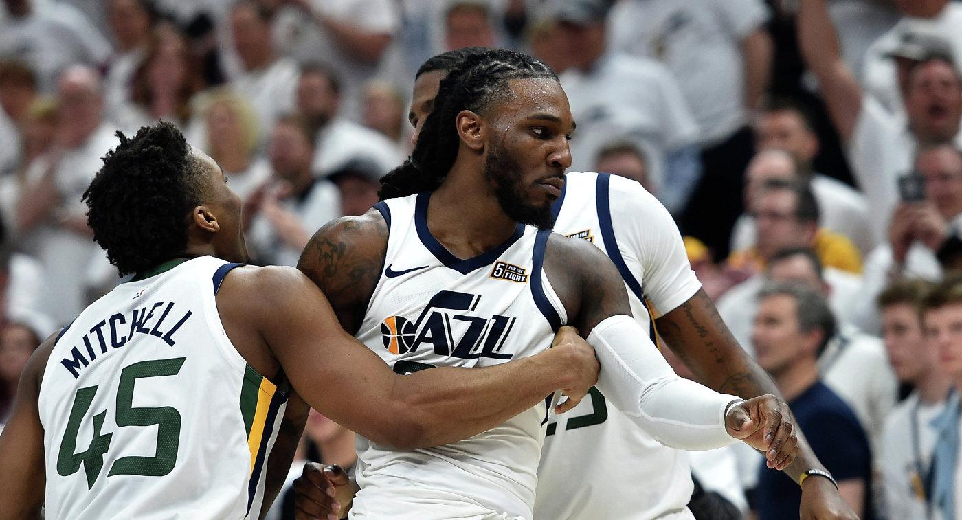 «Хьюстон» потерпел первое поражение всерии плей-офф НБА с«Миннесотой»