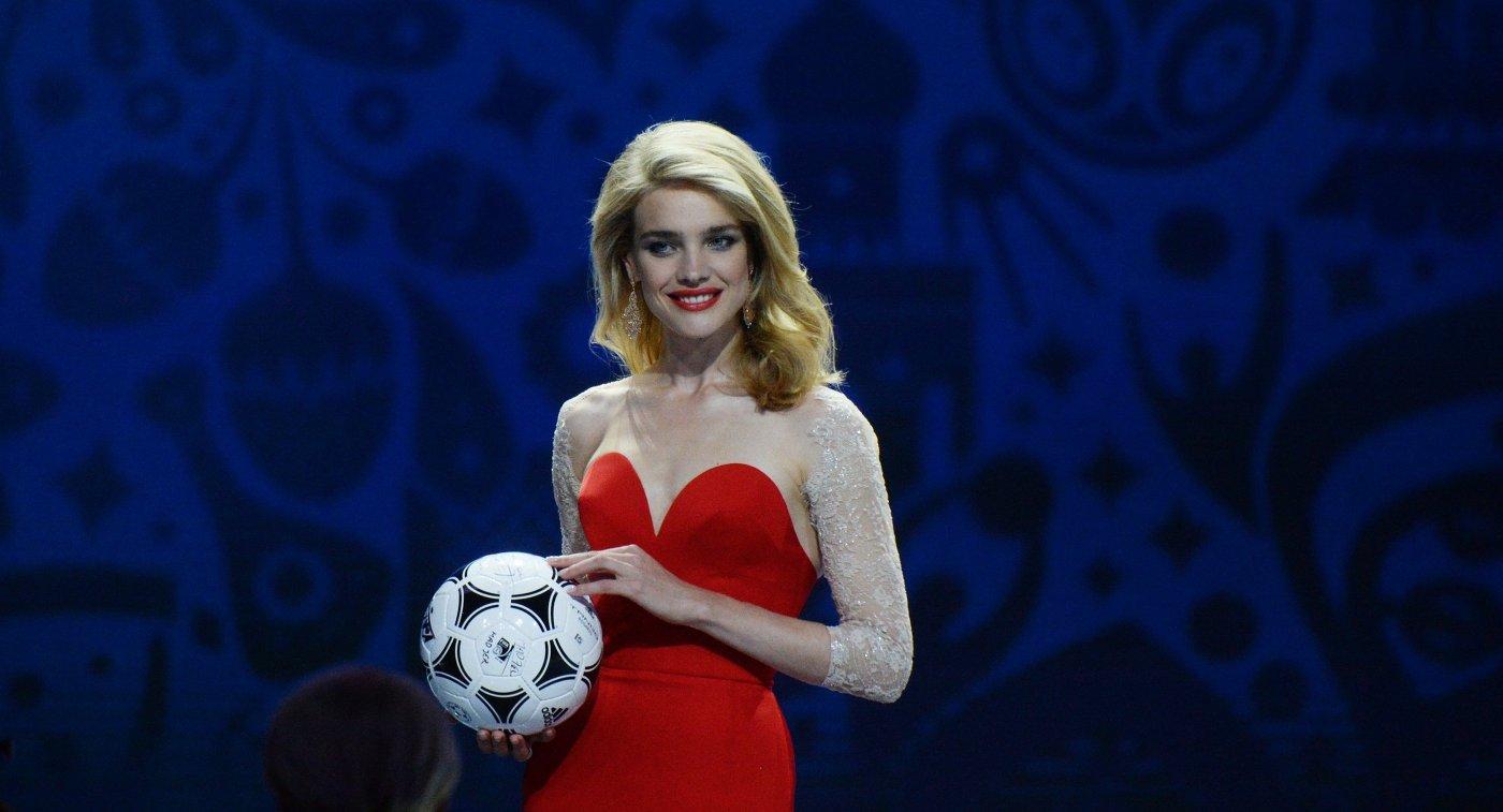 Легенда FIFA ирусская модель сыграют вфутбол воВладивостоке