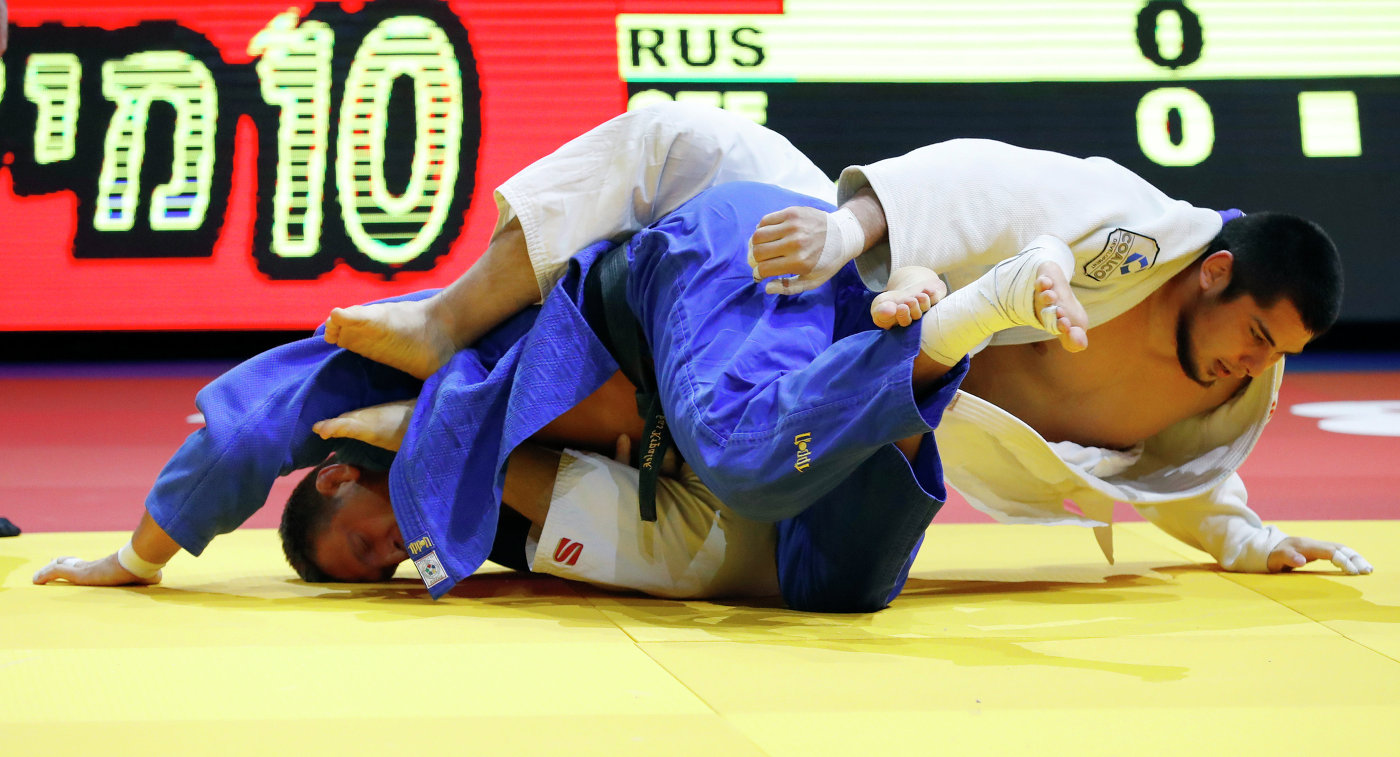 Житель россии Игольников стал чемпионом Европы подзюдо ввесе до90кг