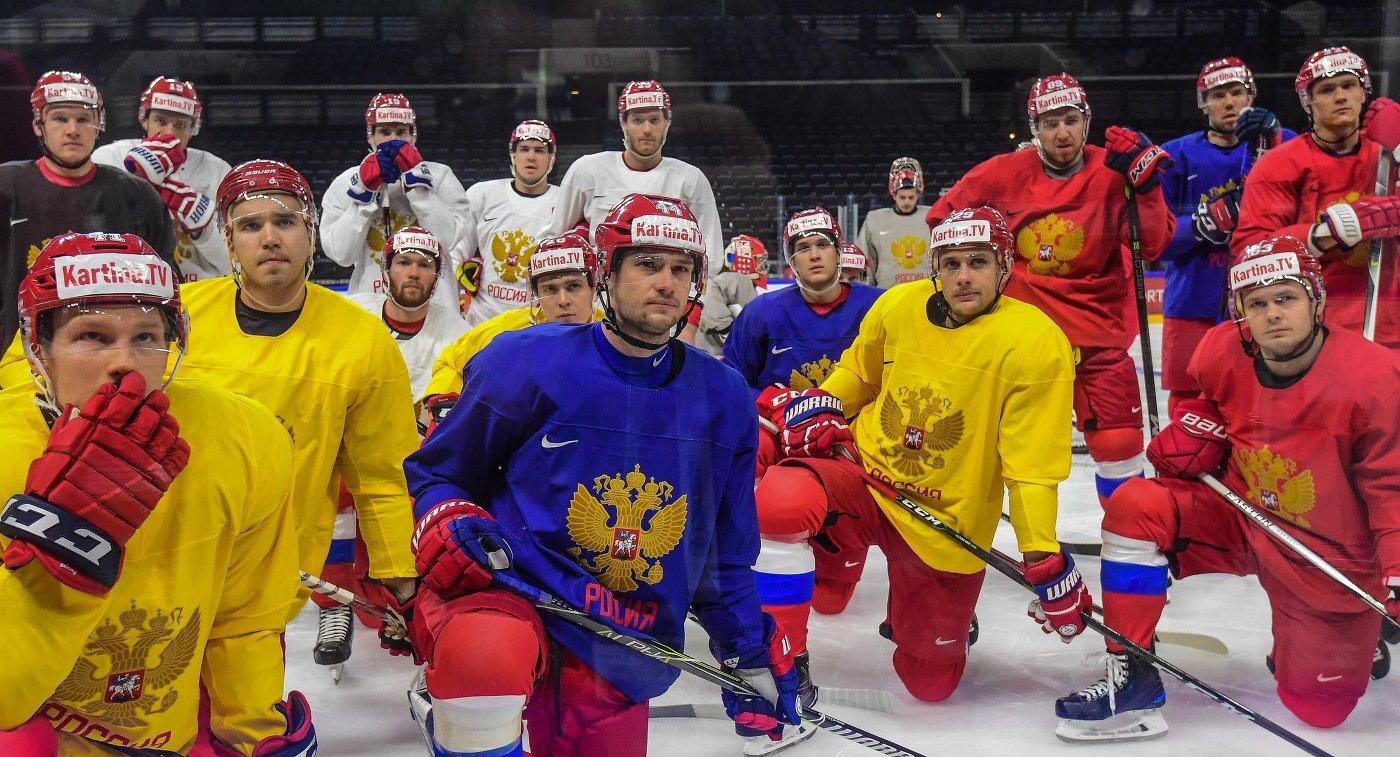 Илья Воробьев внес взаявку сборной РФ 17 хоккеистов