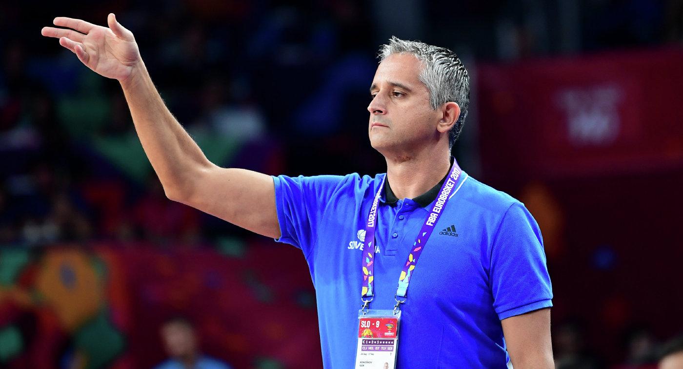 Сербский тренер Кокошков будет первым уроженцем Европы, который возглавит клуб НБА