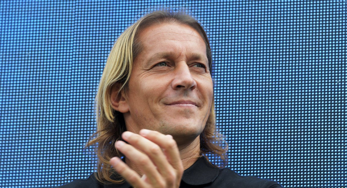 Прошлый игрок сборной Испании Сальгадо открыл Парк футбола вКазани