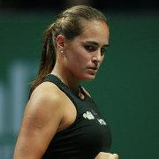 Пуэрториканская теннисистка Моника Пюиг