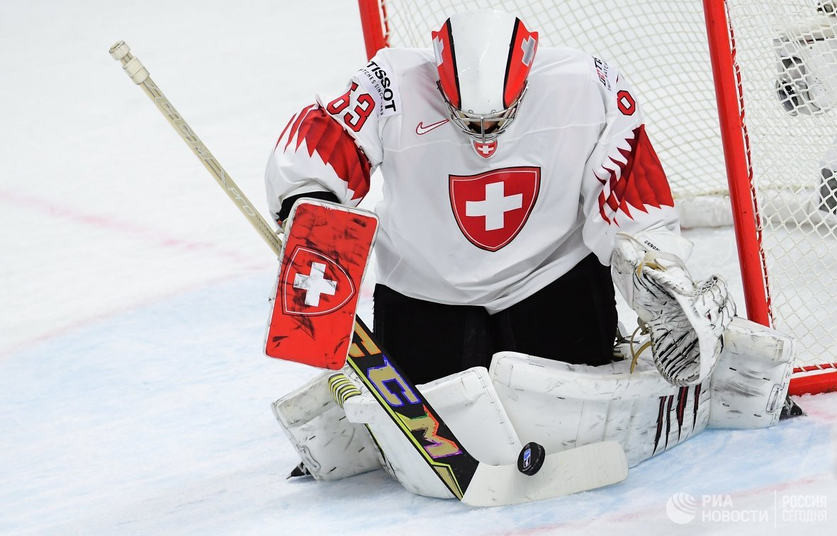 Чехи побуллитам обыграли швейцарцев
