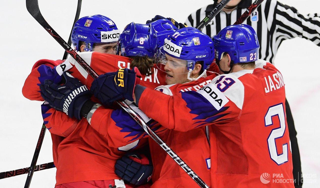 Беларусь уступила Швейцарии наЧМ похоккею
