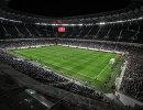 Стадион Волгоград Арена во время финального матча Кубка России Авангард - Тосно
