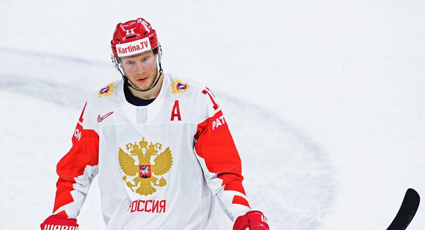 Андронов иХафизуллин приняли участие вутренней раскатке сборной Российской Федерации