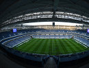 Футбол. Первый официальный матч на Стадионе Калининград