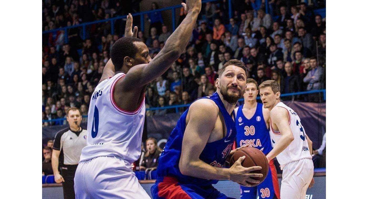 ЦСКА вгостях разгромил «Парму» и одержал победу стабильный чемпионат Единой Лиги ВТБ