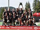 Регбистки сборной Новой Зеландии