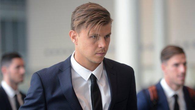 Вратарь сборной Австралии по футболу Митчелл Лангерак