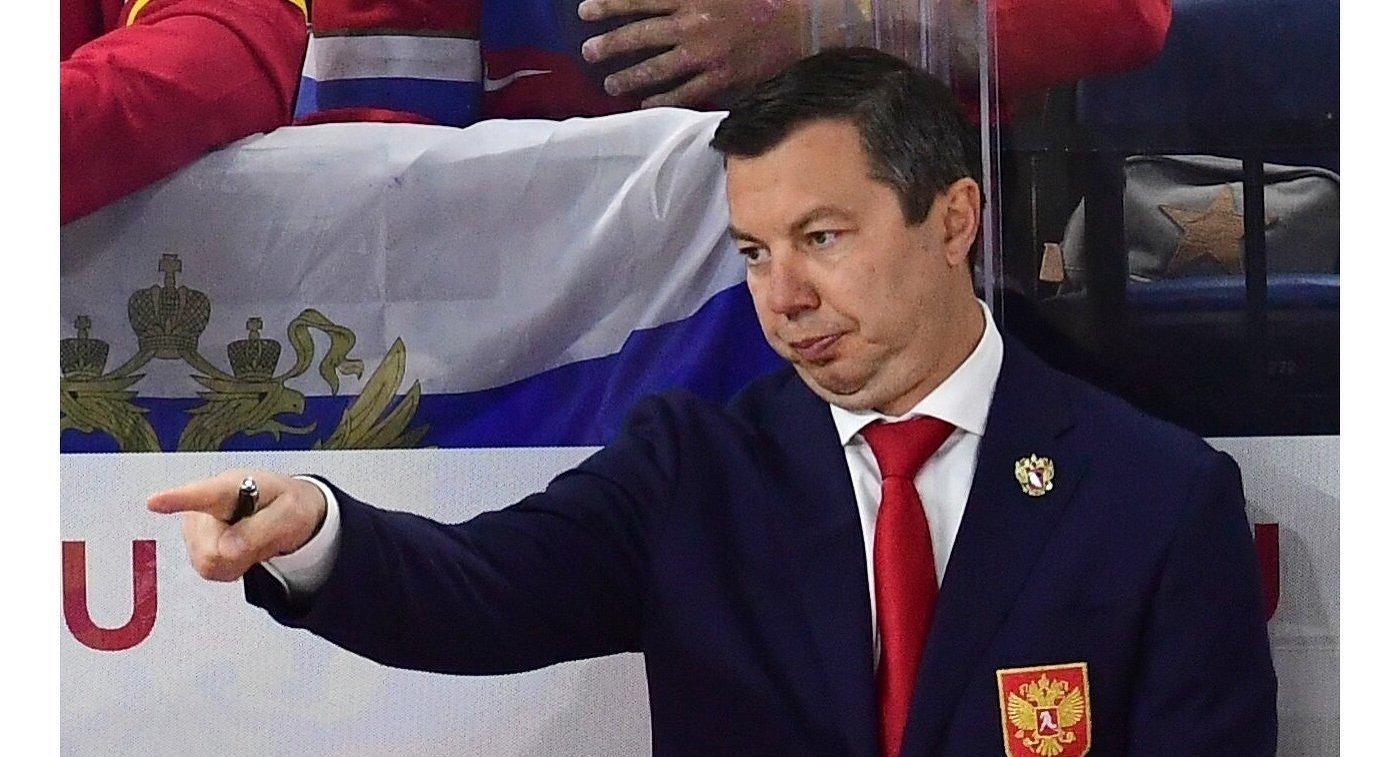 Владислав Третьяк: закоманду нестыдно, Воробьев показал себя нормальным тренером