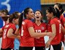 Волейболистки сборной Тайланда