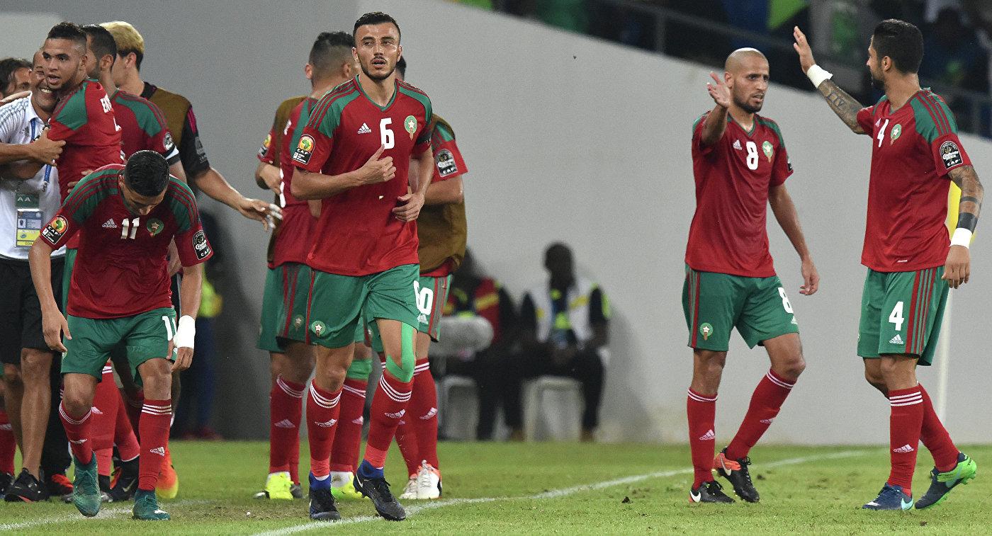 Сборная марокко по футболу рекомендуем