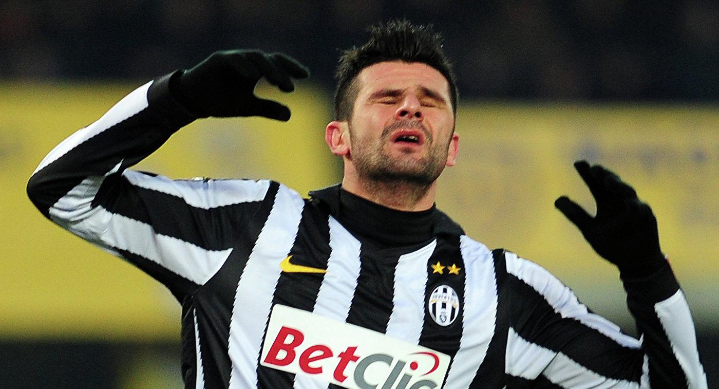 Бывшему футболисту сборной Италии угрожает шесть лет тюрьмы засвязи смафией
