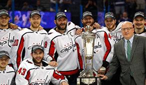 Хоккеисты Вашингтон Кэпиталз