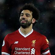 Полузащитник Ливерпуля Мохамед Салах