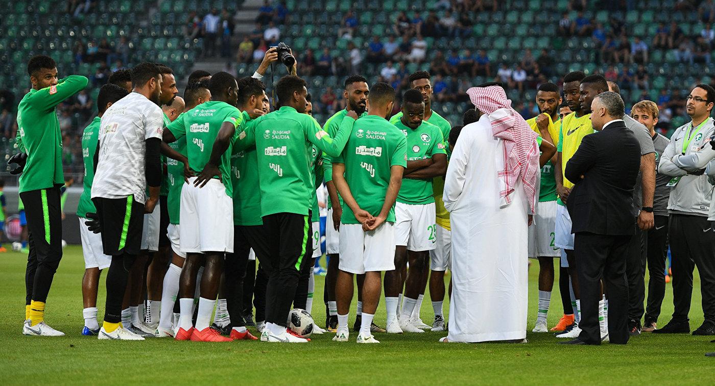 Саудовская Аравия: время верить всборную Черчесова