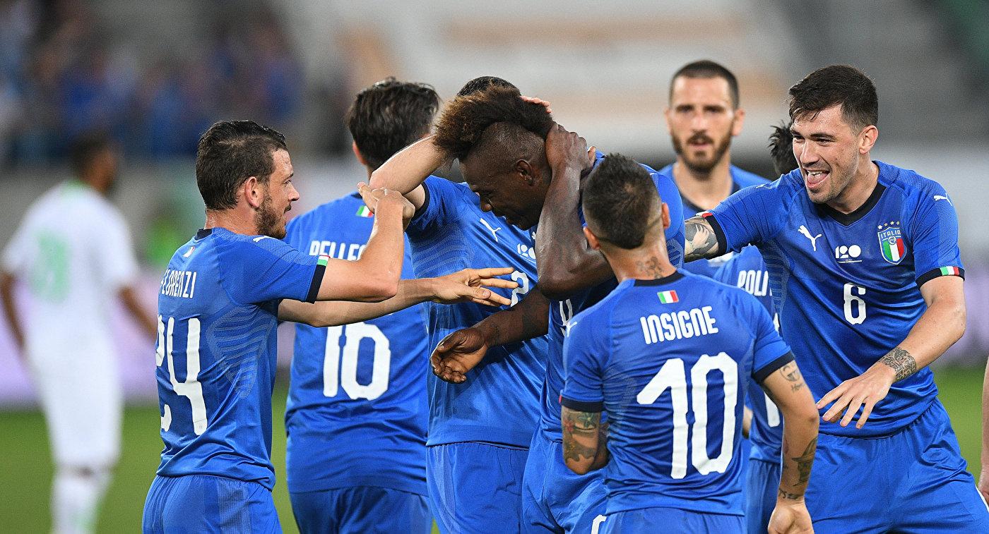Манчини: ежели сборная Италии проиграет Польше, ничего не поменяется