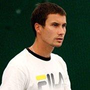 Теннисист сборной России Евгений Донской