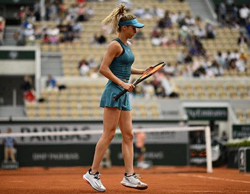 Свитолина вышла в 1/4 финала турнира в Цинциннати