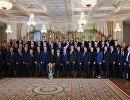 Встреча игроков и тренеров Ак Барса с президентом Республики Татарстан Рустамом Миннихановым