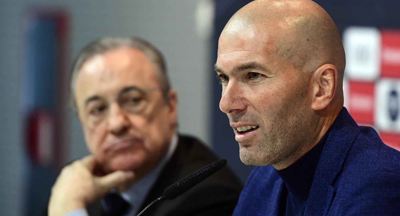 Лёв исключил возможность своего назначения напост тренера «Реала»