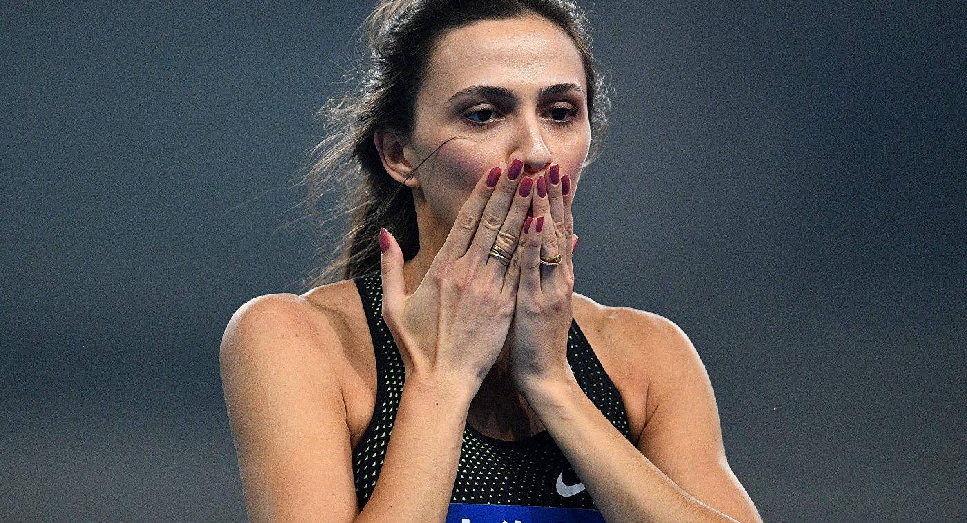 Ласицкене выбыла из борьбы за звание спортсменки года по версии IAAF
