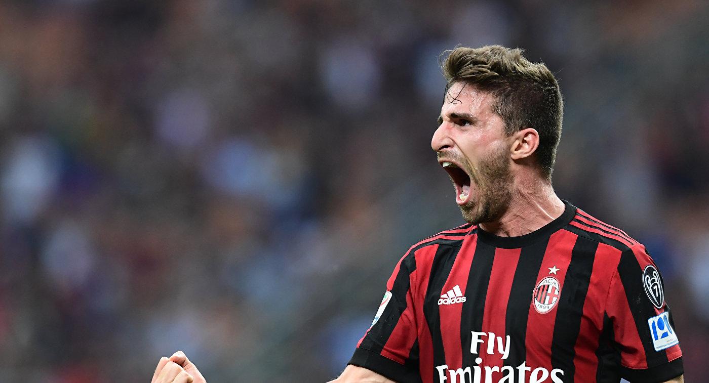 Борини продолжит играть за«Милан» напостоянной основе