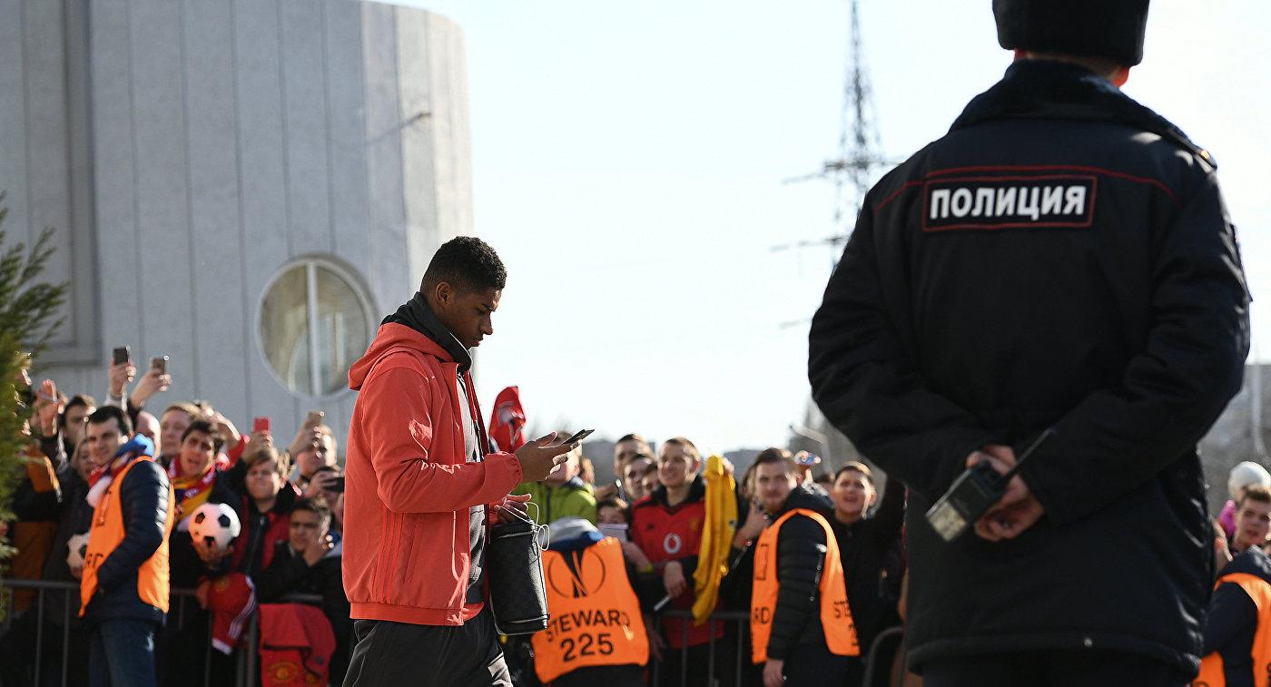 Приехавшая вПетербург наЧМ-2018 сборная Британии  «провалилась впрошлое»