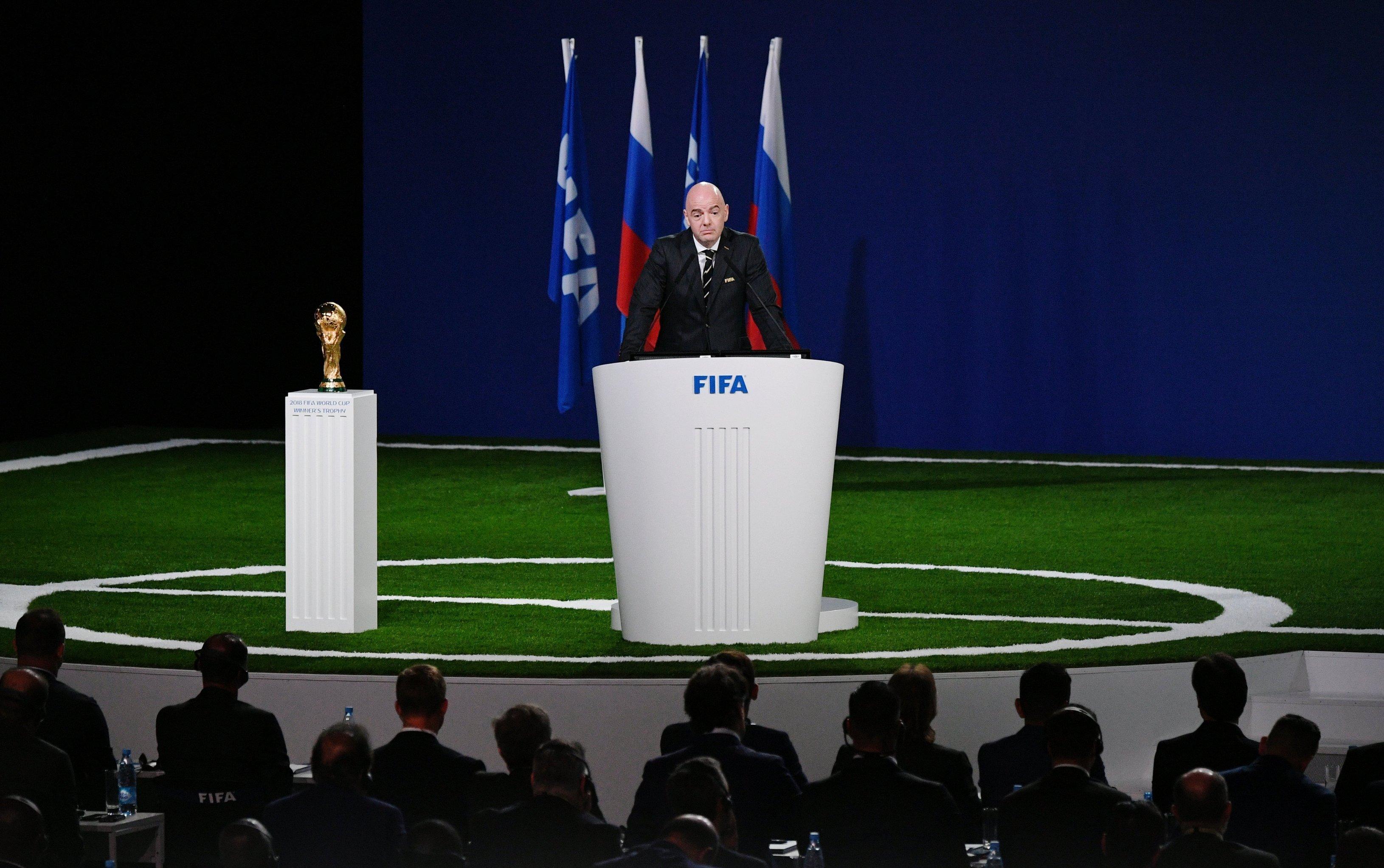 Министр спорта Украины призвал коллег из остальных  стран бойкотироватьЧМ