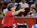 Член баскетбольного Зала славы американка Энн Донован