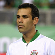 Капитан сборной Мексики по футболу Рафаэль Маркес