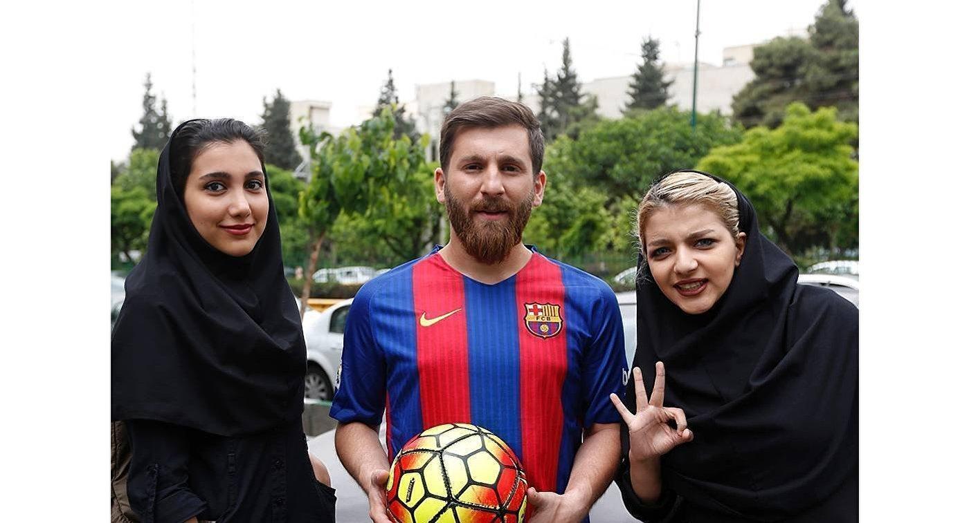 Иранский Месси