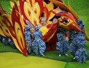 Оперная певица Аида Гарифуллина на церемонии открытия чемпионата мира по футболу 2018