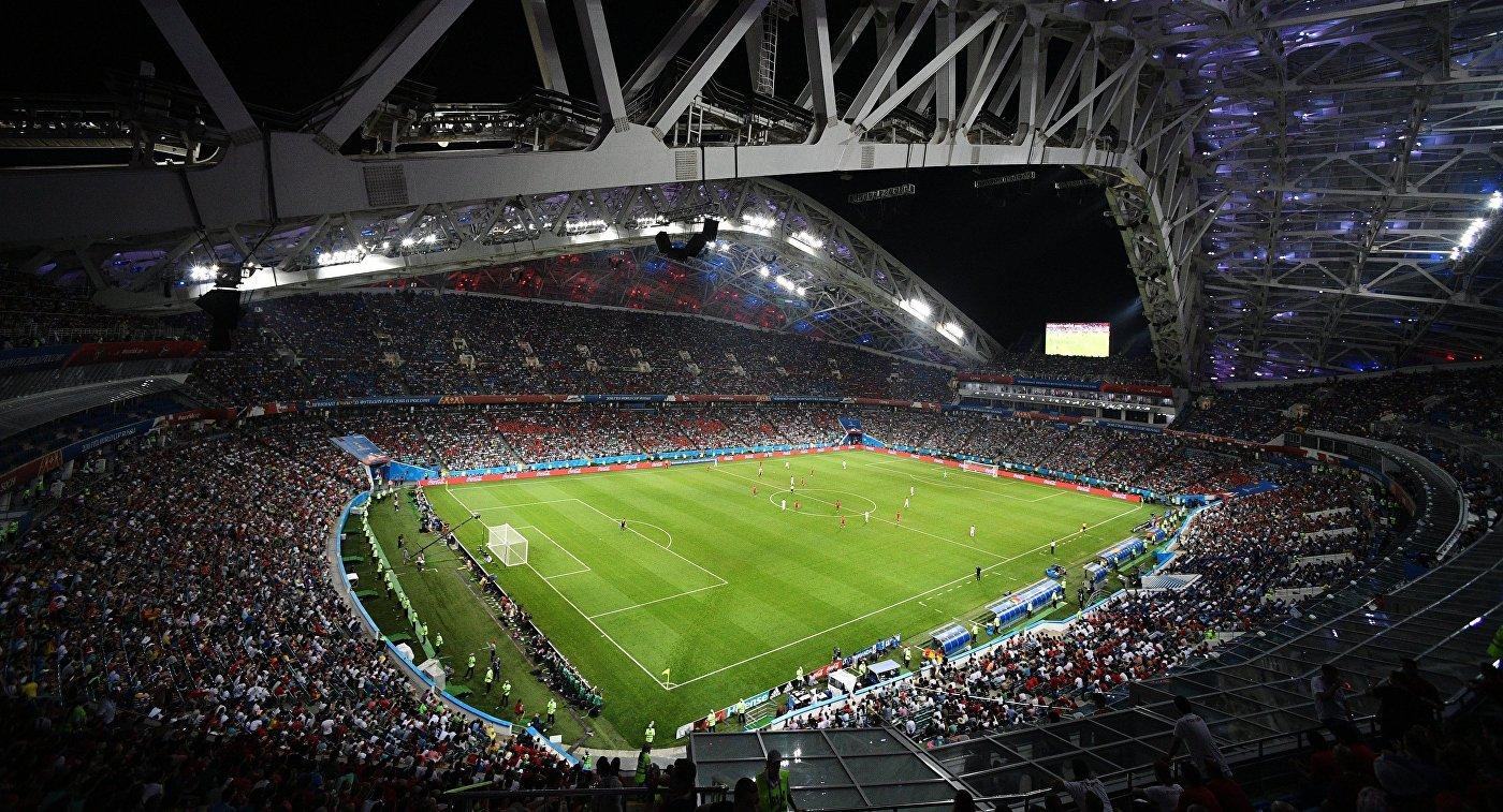 Сборные Аргентины иИсландии сыграли вничью наЧМ