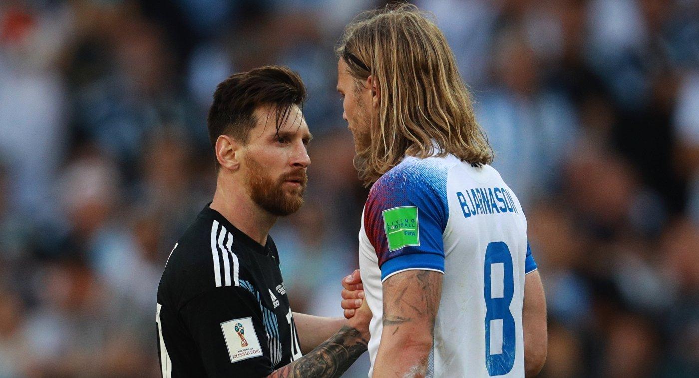 Арнасон: у Исландии не будет ни одной легкой игры