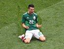 Полузащитник сборной Мексики Ирвинг Лосано