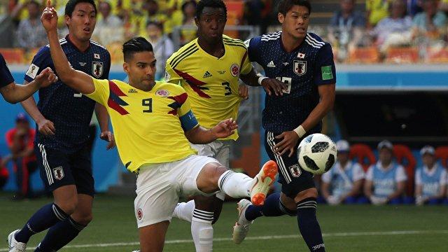 Колумбийский нападающий Радамель Фалькао