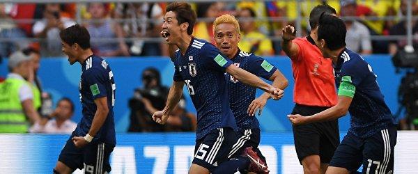 Игроки сборной Японии